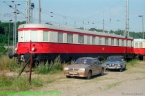 VT 137 033 in Lietzow