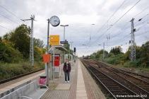 Servicebereich Bahnhof Rostock Bramow