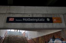 Stationsschild Holbeinplatz