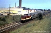 V 100 040 zwischen Marienehe und Bramow