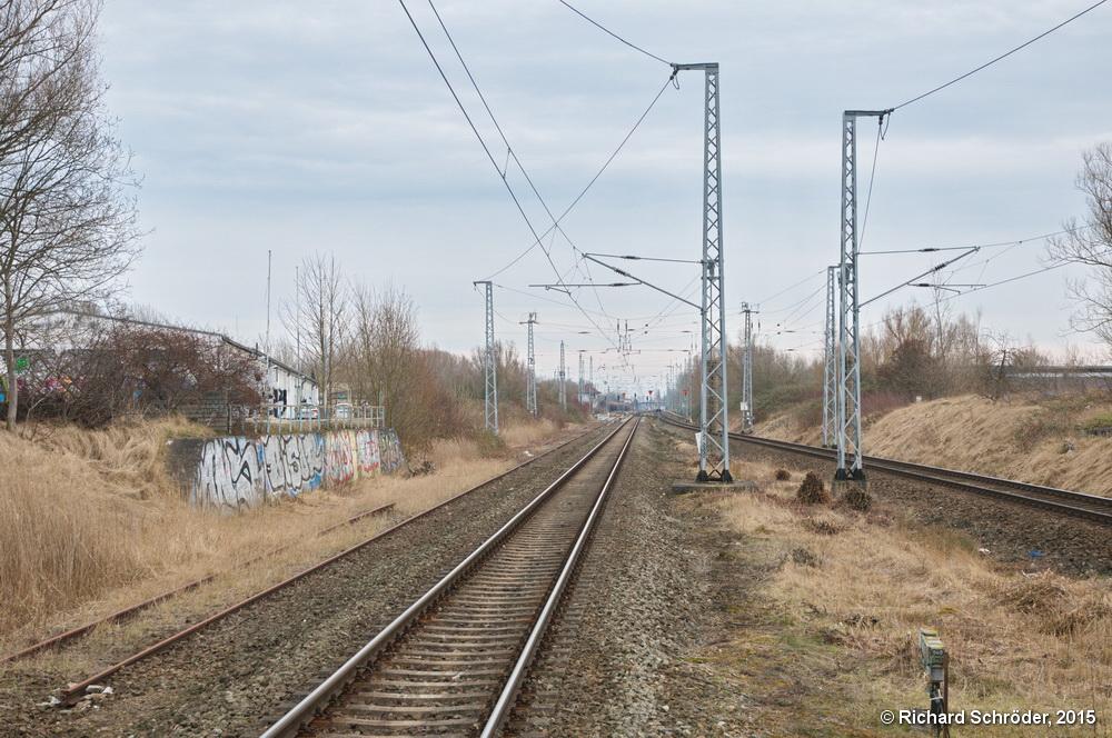 Haltepunkt Rostock