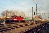 Regionalexpress Ribnitz-Damgarten 1999