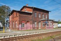 Sanierung Bahnhof Ribnitz-Damgarten Ost - Herbst 2016 - Bild 1
