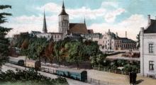 Rostock Güterbahnhof 1906