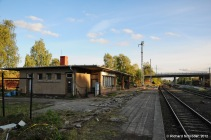 Bahnhof Langhagen Umbau 2012