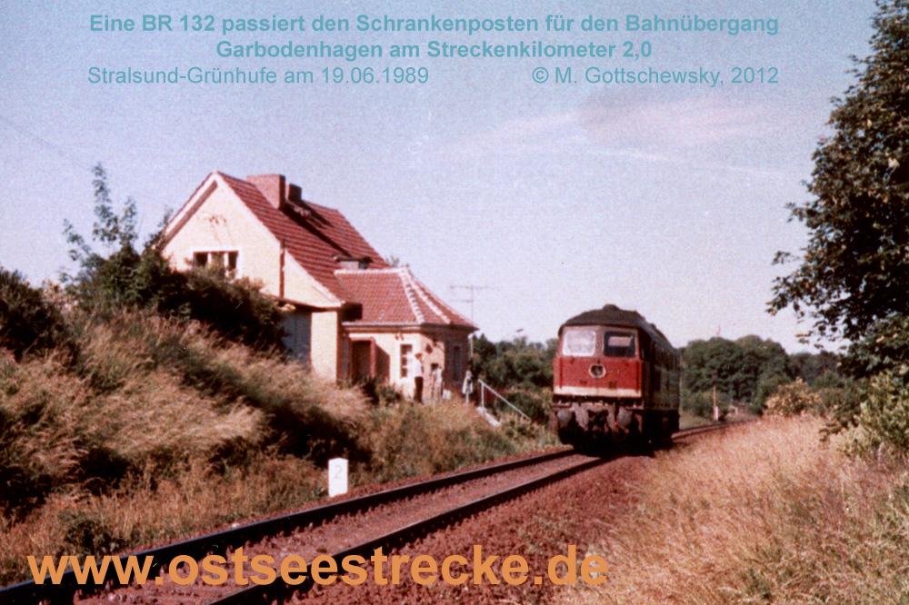 Grünhufe Stralsund