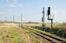 Netztrennstelle Bahnhof Velgast UBB DB