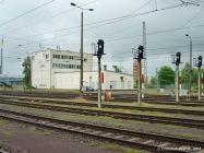 Stellwerk B1 Werksbahnhof Poppendorf
