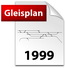 Gleisplan Bahnhof Velgast - 1992