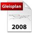 Gleisplan von 2008